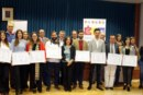 la Cátedra de Innovación Social y Operativa de Aguas de Huelva entrega Premios a jóvenes Universitarios