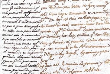 """Solicitud y licencia para el aprovechamiento del monte común """"Documento del Mes Enero Isla Cristina"""""""