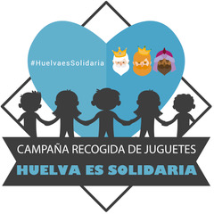 Arranca una nueva edición de la campaña de recogida de juguetes para familias sin recursos «Huelva es solidaria»