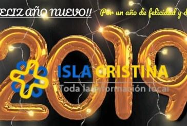 Programación Radio Isla Cristina 2 de enero 2019