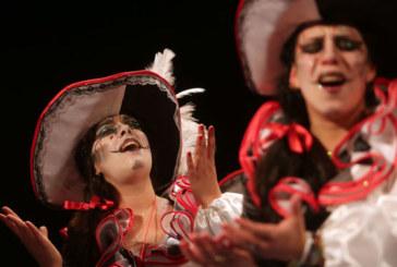 La comparsa de Isla Cristina de José Antonio Rodríguez Contioso y Ana Salas regresa al Gran Teatro Falla