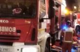 Extinguido el incendio ocurrido esta madrugada en un bar de Isla Cristina