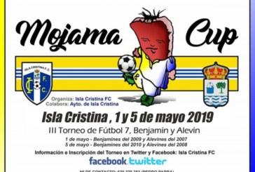 """Sigue abierto el periodo de inscripciones de la """"III MOJAMA CUP'19"""""""