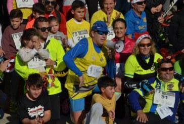 Isla Cristina despidió 2018 haciendo deporte con la VIII San Silvestre