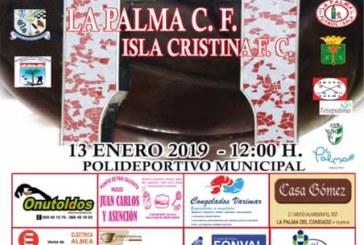 El Isla Cristina a por la primera victoria del nuevo año