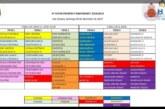 Horarios de la 3ª Fiesta Premini y Babybasket a celebrar en Isla Cristina