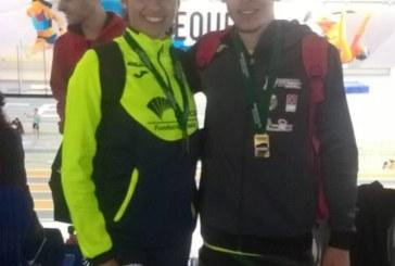 Raúl Camacho, oro en el Campeonato de Andalucía Sub 23
