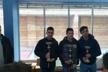 Alumnos del Club Ajedrez La Redondela, despiden el año con premios