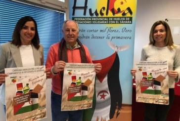Comienza en Isla Cristina la recogida de alimentos para los campamentos saharauis