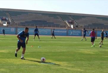 El delantero isleño Adrián Sánchez, jugará en el Atlético Onubense