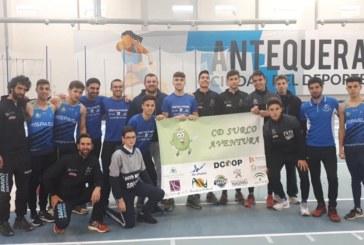 Todos los onubenses suben al podio del Campeonato de Andalucía Sub 20
