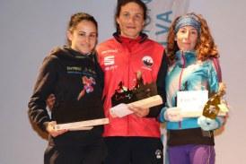 El Mouaziz y Patricia Serafín ganan la Carrera Nocturna San Antonio Abad