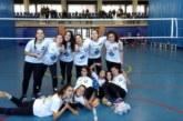 El Club Voleibol Isla Cristina comienza el año con la ilusión de conseguir los objetivos