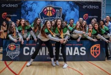 Andalucía Campeona de España en la final cadete femenina