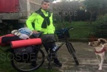 El ciclista de Vigo al que buscaban desde hace 15 días reaparece en Isla Cristina  y dice que se despistó