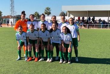 Victoria 0-2 de la andaluza sub-17 de la Isleña Irati Real