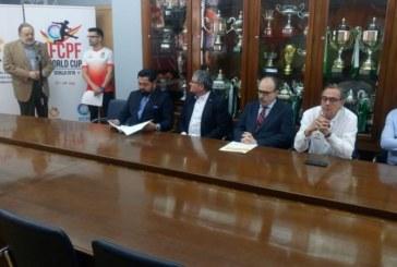 RFAF acogió el sorteo del Mundial de fútbol para personas con parálisis cerebral