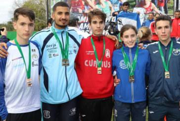 Huelva con 6 medallas del Andaluz de Campo a Través