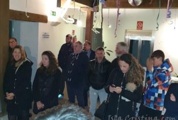 Jurado del LII Concurso de Agrupaciones del Carnaval de Isla Cristina