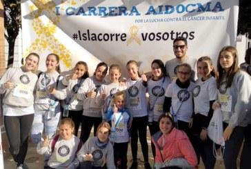 Resultados del Maratón de partidos del Club Voleibol Isla Cristina