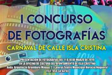"""I Concurso de fotografías """"Carnaval de Calle Isla Cristina"""""""