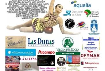 """El Club de Gimnasia Rítmica """"La Higuerita"""" participa en el """"XX Torneo Nacional Gimnasia Rítmica"""""""