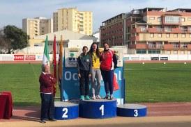 Huelva con 8 metales del Andaluz de Lanzamientos Largos Sub 16, Sub 18 y Sub 20