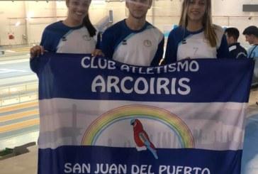 El Arcoiris y el Curtius al Campeonato de España de Cross