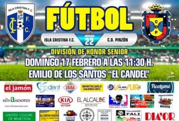 Derbi con sabor a final del Isla Cristina FC