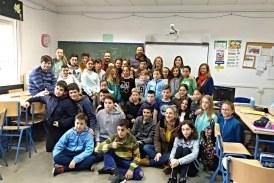 José Manuel Estévez y Marta Ferrera, ganadores del I Concurso Literario Mi Carnaval