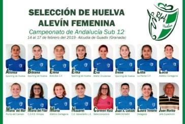 La isleña María del Mar, participa en el Campeonato de Andalucía en Alcudia de Guadix
