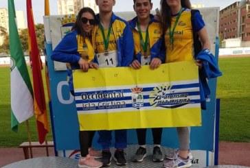 Huelva con 6 galardones del Campeonato de Andalucía de Lanzamientos Largos Sub 16