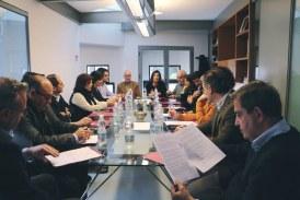 Arquitectos unen a los Colegios Profesionales para desarrollar acciones conjuntas en beneficio de la Provincia de Huelva