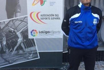 José Peña Contreras, entre los nominados para representar a España en los juegos Paralímpicos