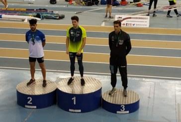 Los Onubenses traen 6 medallas del Andaluz Absoluto de Atletismo Indoor