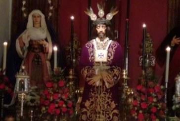 Isla Cristina hace un llamamiento a la participación en el Besapiés a Jesús Nazareno Cautivo y Rescatado