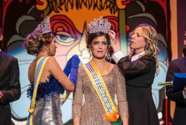 Coronada la Reina de los Carnavales isleños
