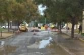 El Ayuntamiento de Isla Cristina continúa con el asfaltado de las calles