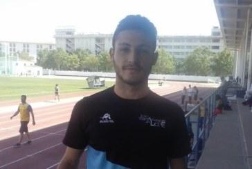 Rafael Pérez bronce Nacional Sub 23