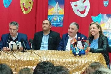 """La Peña Carnavalera """"Los Espaciales"""" Presentó a su Pregonero del Carnaval 2019"""