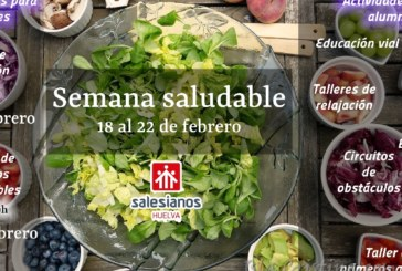 Salesianos Arranca su semana más Saludable
