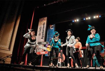 """La Comparsa isleña """"Eterna"""",canta hoy en el COAC 2019"""