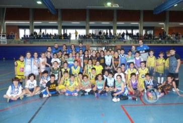 Imágenes de la 3ª Fiesta Premini y Babybasket Celebrada en Isla Cristina