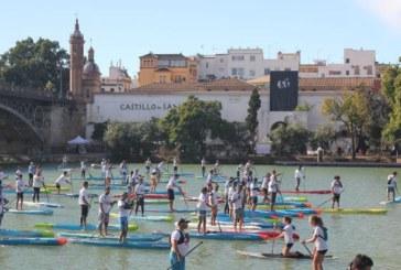 Isla Cristina acogerá una prueba de la tercera edición del Circuito de 'stand up paddle'