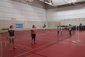 Comienzan los deportes individuales de La Provincia en Juego con el bádminton, la natación y la gimnasia rítmica