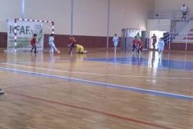 Empate entre Huelva y Sevilla en la primera jornada del campeonato de fútbol sala