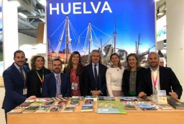 La provincia de Huelva vuelve a promocionarse en la ITB de Berlín