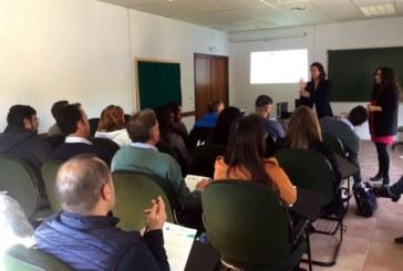 Presentación del Programa EPES (Experiencias Profesionales para el Empleo) de Islantilla