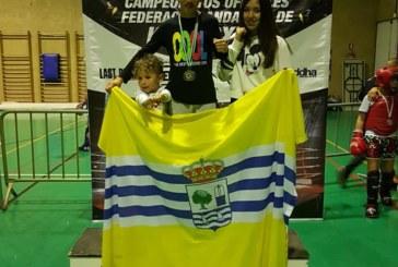 """Oro para """"El Guerrero Mushindo"""" en el Campeonato de Andalucía"""