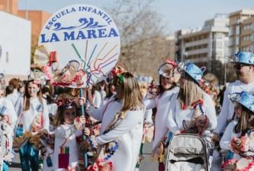 """Cabalgata infantil y Pesca en """"las mañanas"""" de Radio Isla Cristina"""